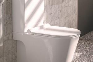 WC Catalano kombi na postavení s nádržkou
